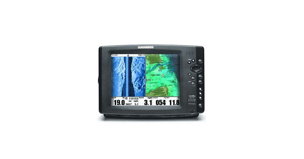 Humminbird 1198c SI Combo Spare Parts & Accessories