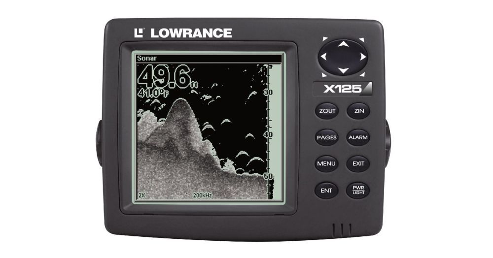 Lowrance X125 Transducers