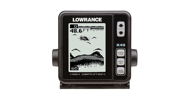 Lowrance X49 Spares & Accessories