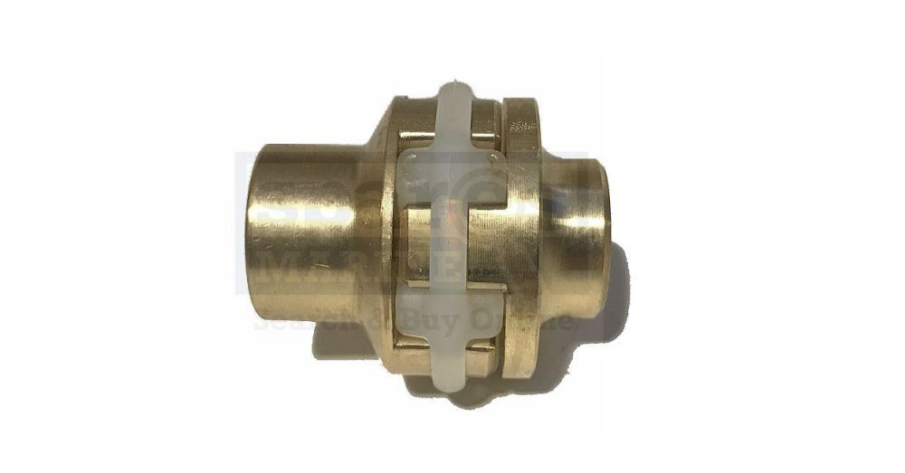 Elastic Coupling - Flex Couplings - Hinges