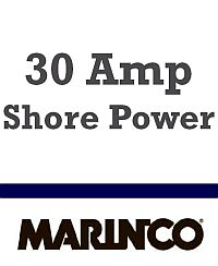 Marinco 30A Shore Power Products