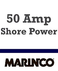 Marinco 50A Shore Power Products