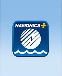 Navionics Plus Charts Europe / Middle East / Africa on SD & MicroSD Cards
